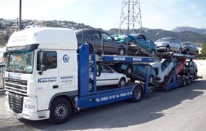 Transport auto